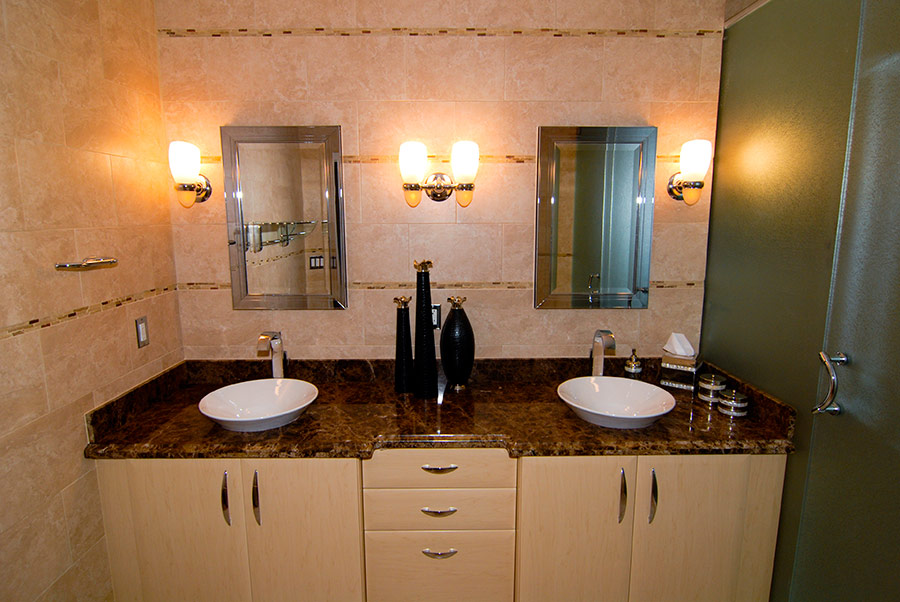 Bathroom remodel jrs construction utah for Bathroom remodel examples